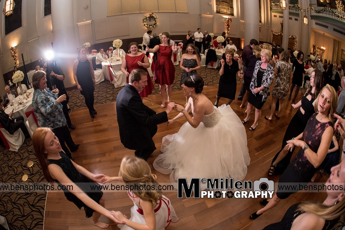 Pittsburgh Wedding at the Priory