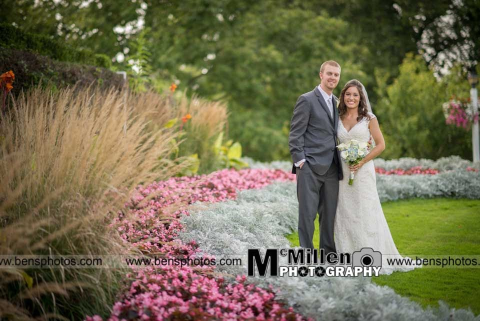 Wheeling WV wedding photography at Oglebay Resort